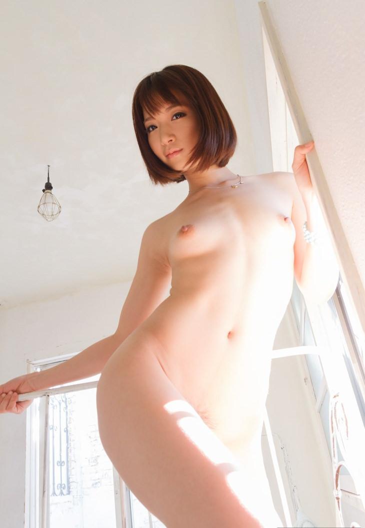 可愛い子の全裸ヌード 34