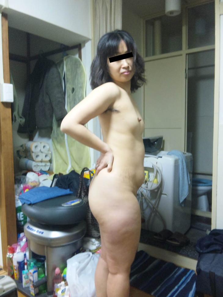 家庭内裸族の素人 9