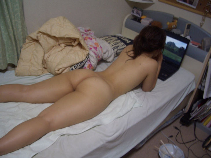 家庭内裸族の素人 23